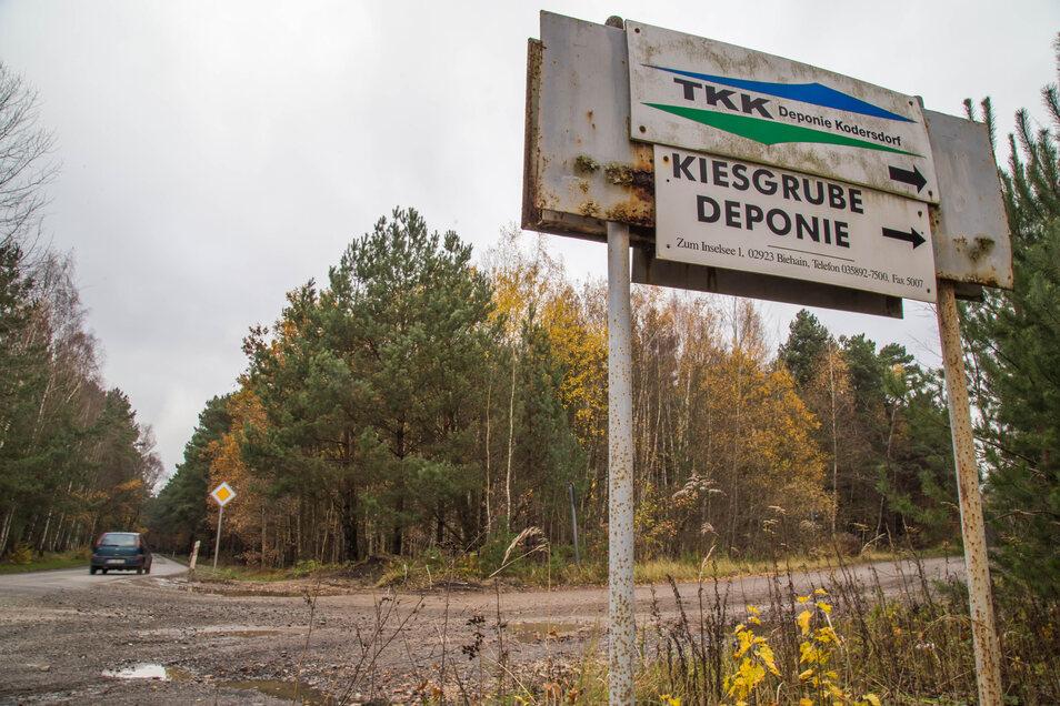 Der Neubau einer Deponie bei Horka muss jetzt neu entschieden werden.