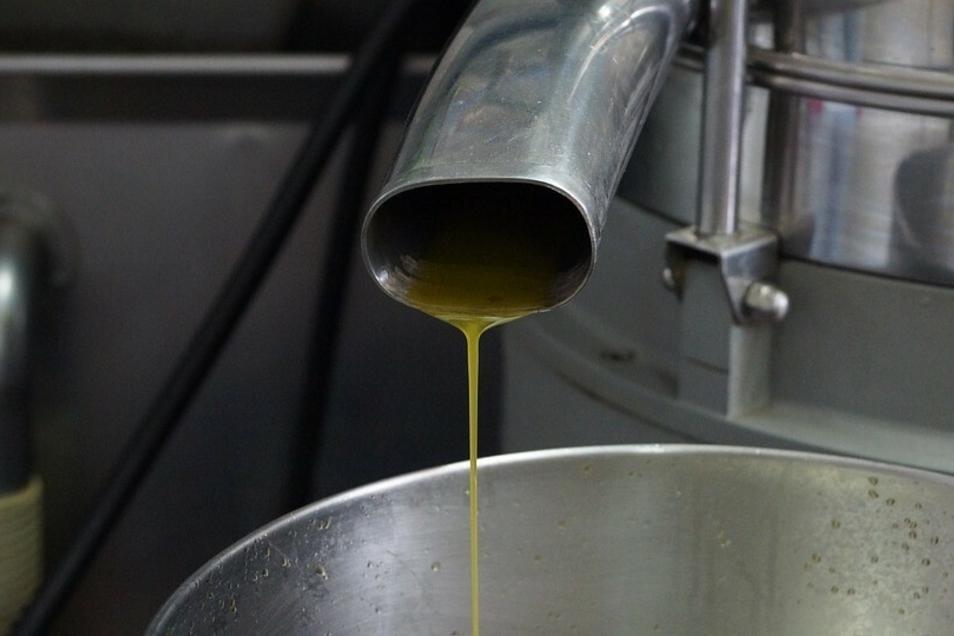 Öl-Extraktion
