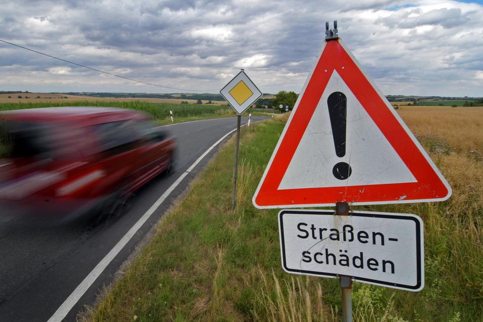 Die Erneuerung der S32 bei Pommlitz ist erst einmal gestrichen.