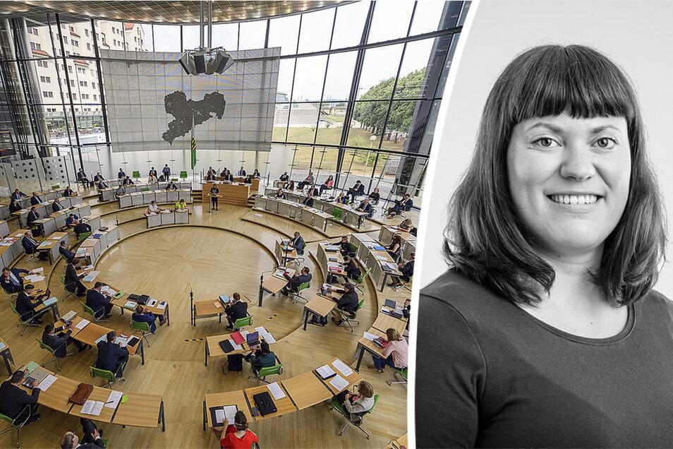 Andrea Schawe ist Redakteurin im Ressort Politik/Sachsen.