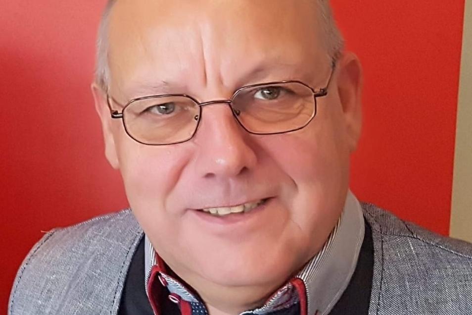 Ralph Büchner, Fraktion Die Linke
