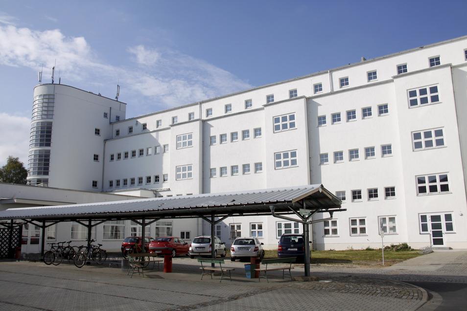 Das Berufliche Schulzentrum in Zittau.