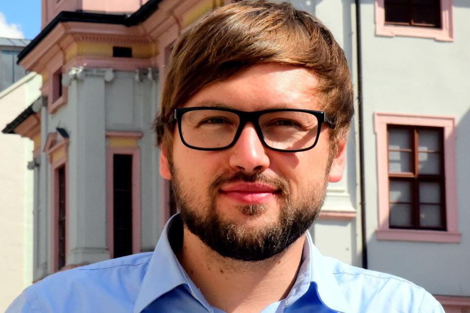 Alexander Kempf (38) war von 2013 bis 2017 Redakteur bei der SZ Niesky. Heute leitet er die Weißenfelser Lokalredaktion der Mitteldeutschen Zeitung.