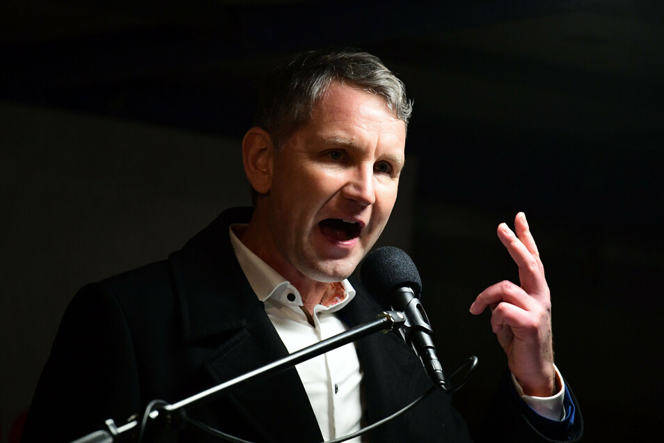 Björn Höcke polarisiert immer wieder mit kontroversen Aussagen.
