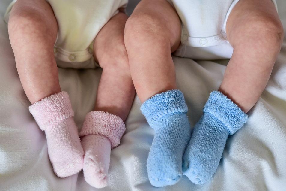 Weltweit werden einer Studie zufolge mehr Zwillinge geboren als je zuvor.
