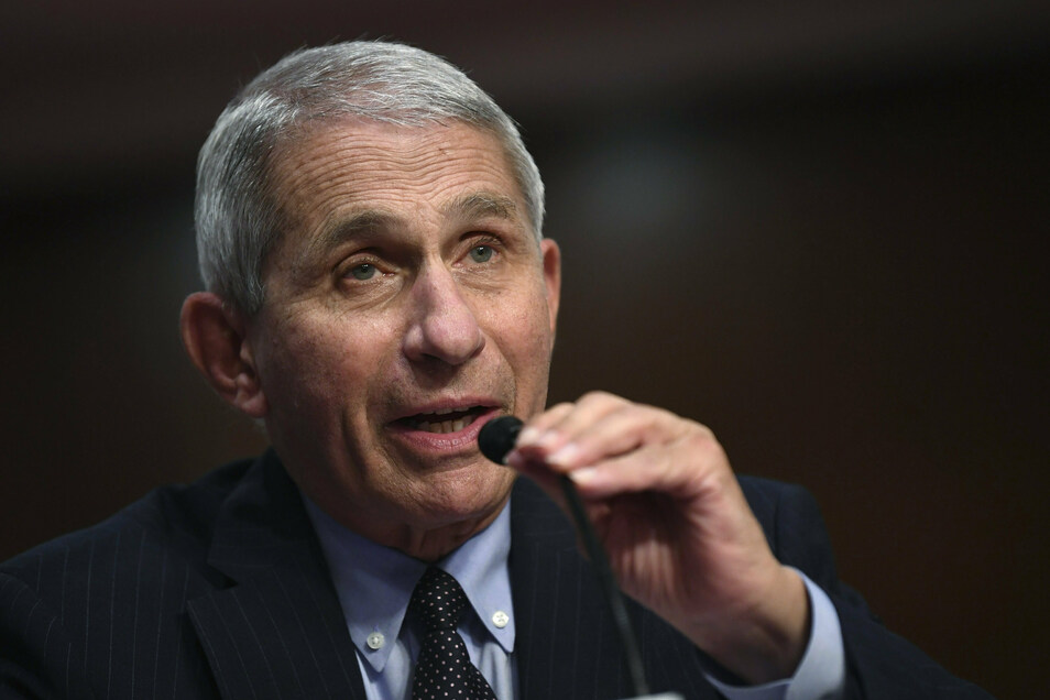 Anthony Fauci ist Direktor des Nationalen Instituts für Infektionskrankheiten in den USA.