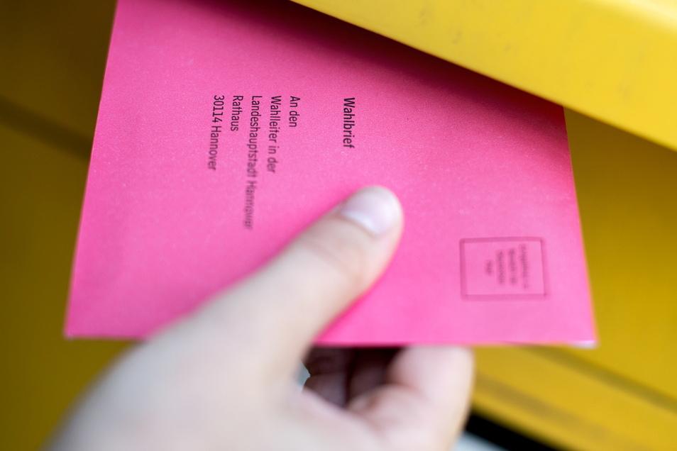 Noch nie haben im Kreis Bautzen so viele Menschen per Brief gewählt, wie in diesem Jahr.