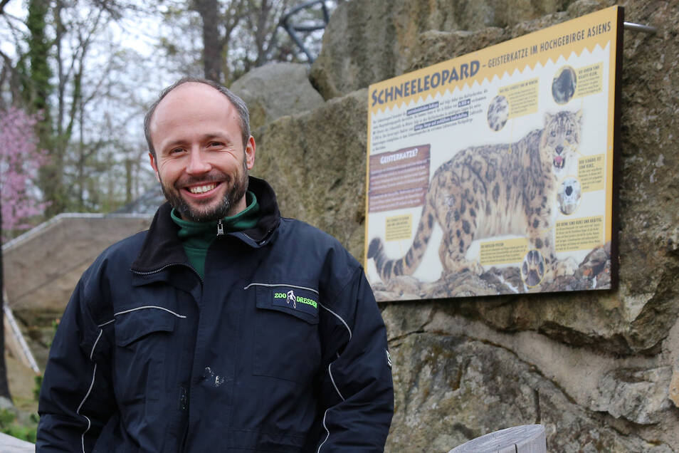 Thomas Brockmann ist Artenschutzkoordinator des Zoo Dresden.