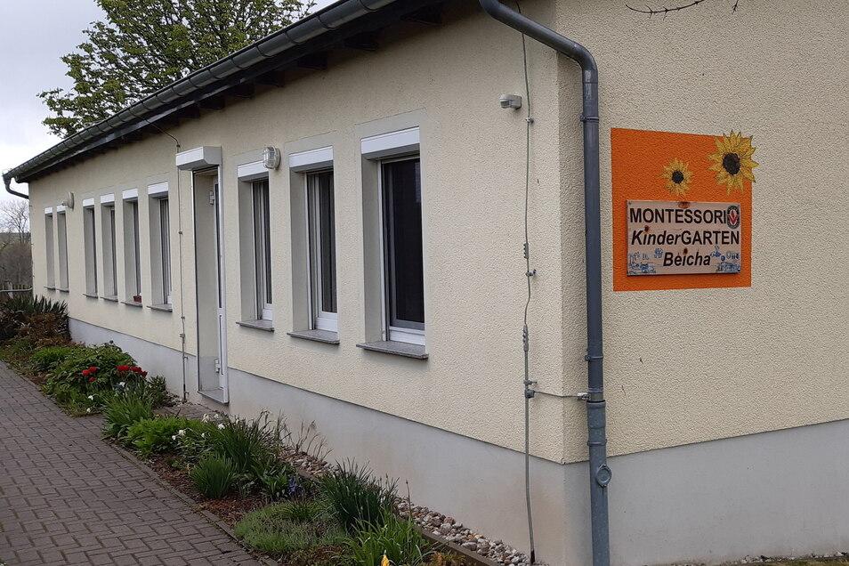 Die Stadt Döbeln will die Sanitäranlagen im Montessori-Kindergarten in Beicha erneuern.