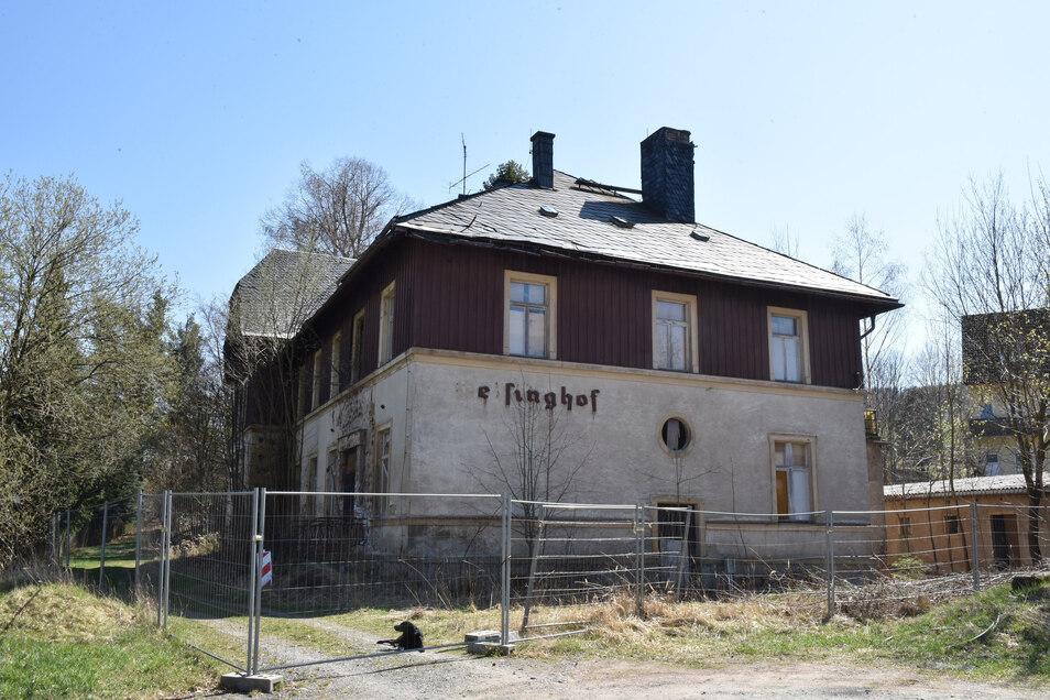 Schön ist anders. Der Geisinghof soll so bald wie möglich beseitigt werden.