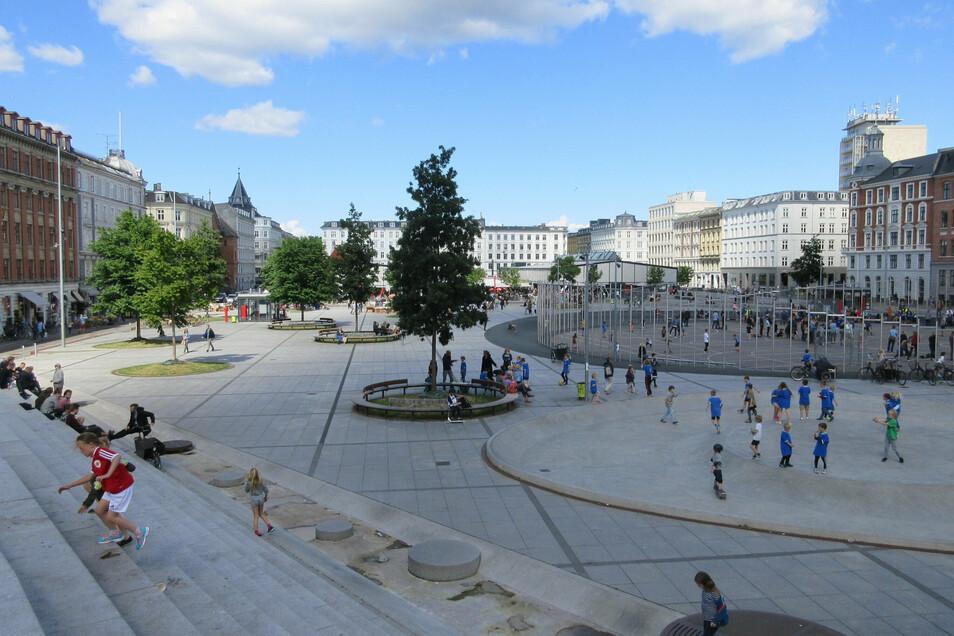 Der Israels Plads in Kopenhagen – Paradebeispiel für moderne Stadtplanung.