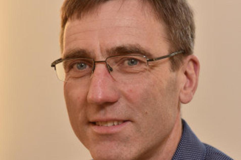 Torsten Schreckenbach (BfK) hatte bei der letzten Wahl noch einen Gegenkandidaten von der Linken. Jetzt bekommt er von der Partei sogar eine Wahlempfehlung.