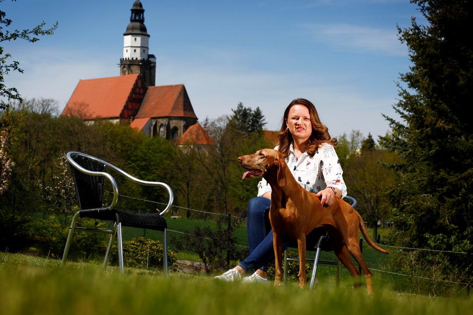 Tina Zander aus Kamenz hat Stammzellen für einen erkrankten Menschen gespendet. Innerhalb weniger Wochen wurden zwei Einwohner der Stadt auf diese Weise zum Lebensretter.