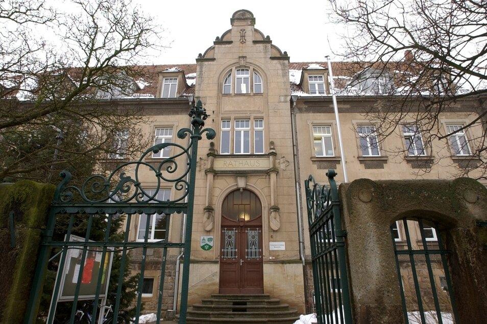 Die Gemeindeverwaltung von Bannewitz.