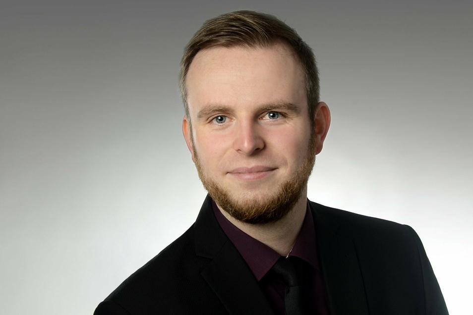 Tobias Grundmann arbeitet zurzeit noch in der Weißeritztalklinik. Kommende Woche wechselt er als Geschäftsführer an die Klinik Rottweil.