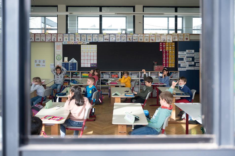 In Sachsen haben mehr Grundschüler eine Empfehlung für das Gymnasium bekommen als 2020.