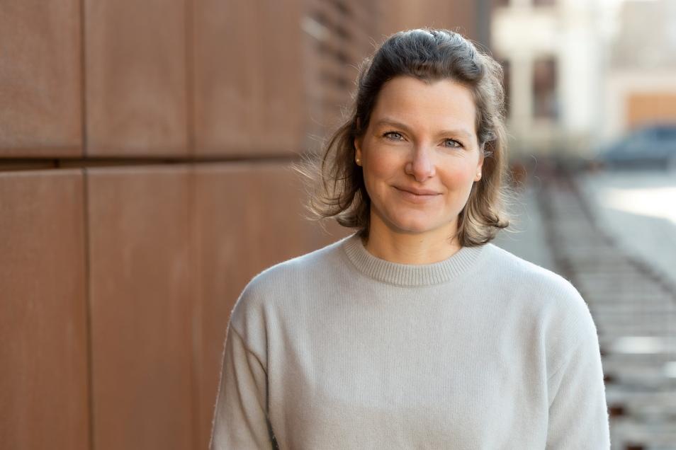 Gesche Weger, Geschäftsführerin vom Startup Packwise, digitalisiert Lieferketten und hilft Firmen so Ressourcen zu sparen.