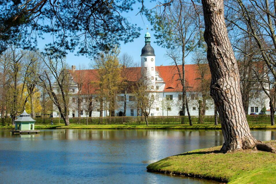 Der Barockpark Zabeltitz gehört zum Gartennetzwerk, das den Ausflugstag am 30. Mai vorbereitet. Auch Großenhain, Lauterbach oder Schönfeld sind mit im Boot.