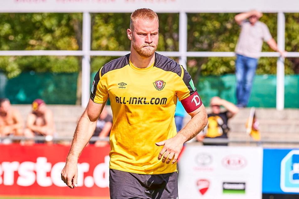 Sebastian Mai wird am Sonntag in Heidenheim wahrscheinlich wieder als Innenverteidiger auf dem Platz stehen. Die Aussagen seines Trainers dürften ihm nicht gefallen haben.