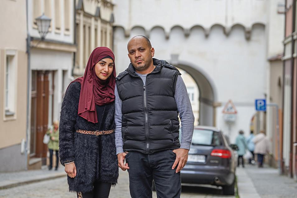 Bereits 16. Mai berichtete die SZ über die Leistungskürzungen bei Flüchtlingsfamilien im Kreis Bautzen, konkret im Fall von  Mazen Al-Masri und seiner Frau Marwa Qasem.