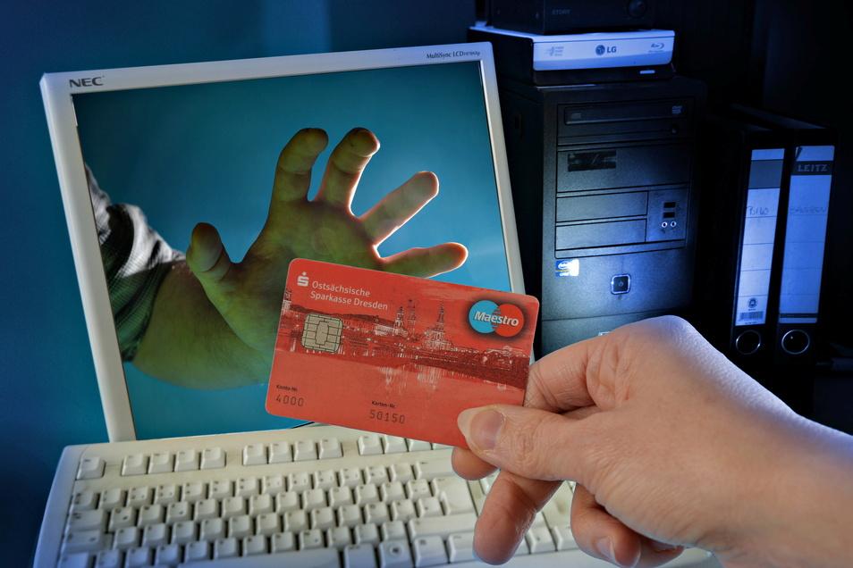 Mit fremder Karte löste die Angeklagte Bestellungen im Wert von 1.604 Euro im Internet aus.