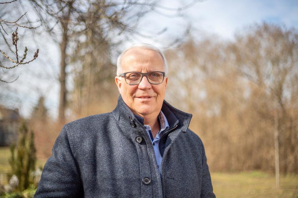 Matthias Zscheile lehrt als Professor an der Technischen Hochschule in Rosenheim, ist Geschäftsführer einer Managementgesellschaft in Leuna und ab nächsten Monat Bürgermeister in Hähnichen.