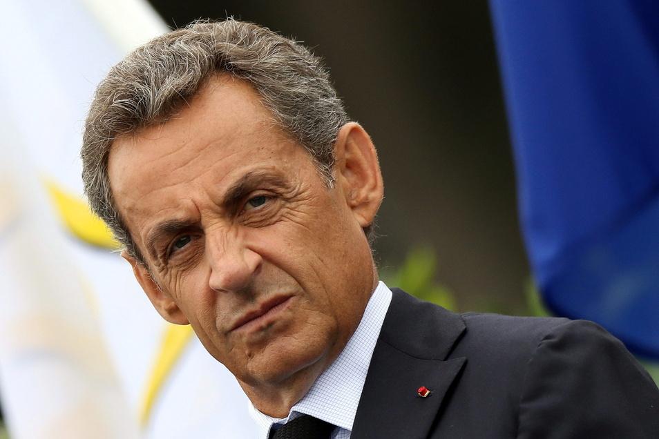 Nicolas Sarkozy, ehemaliger Staatspräsident von Frankreich, ist zu einer Haftstrafe verurteilt worden.