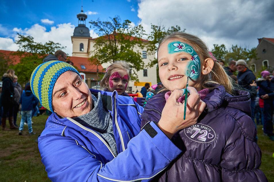 Das Borthener Blütenfest bot am Wochenende wieder Spaß für Klein und Groß.