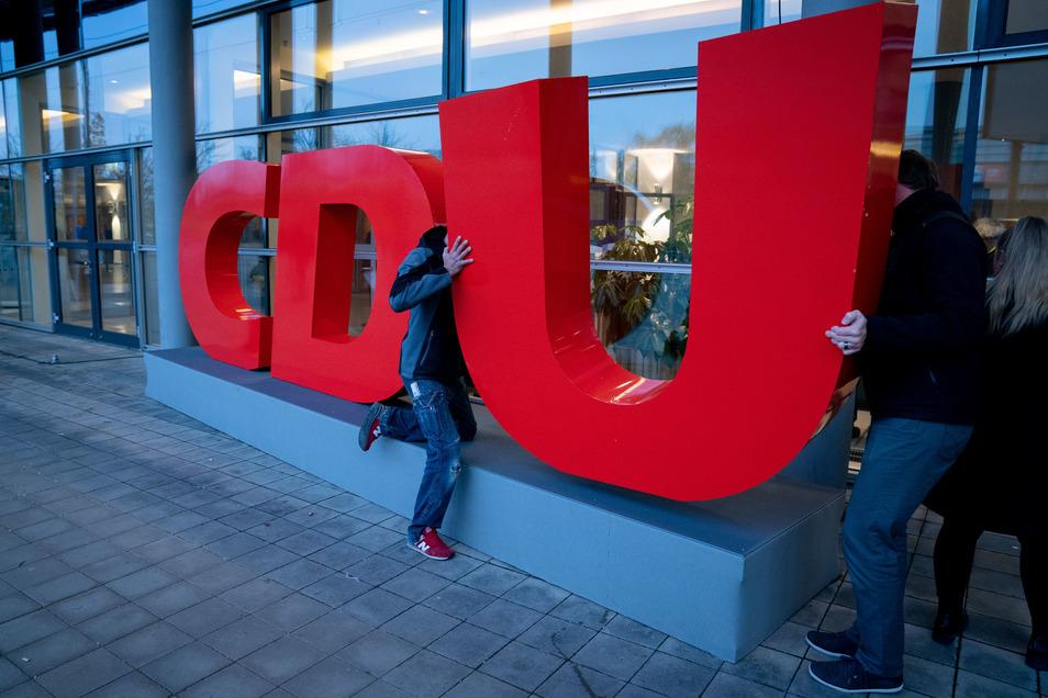 Die CDU verschiebt ihren Wahl-Parteitag.