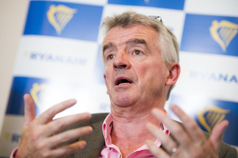 Michael O'Leary, CEO von Ryanair