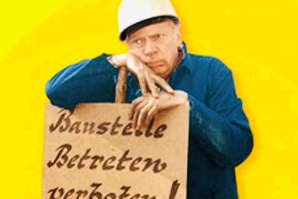 """""""Der Baulöwe"""", mit dem beliebten Schauspieler Rolf Herricht in der Hauptrolle, begeisterte 1980 das Kinopublikum in der ehemaligen DDR."""