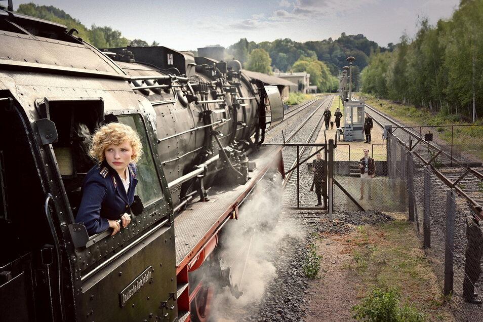 """Szenen des historischen Eventfilms """"3 1/2 Stunden"""" sind in Roßwein, Nossen und Görlitz gedreht worden. Am Samstag ist er in der ARD zu sehen, ab Donnerstag schon in der Mediathek."""