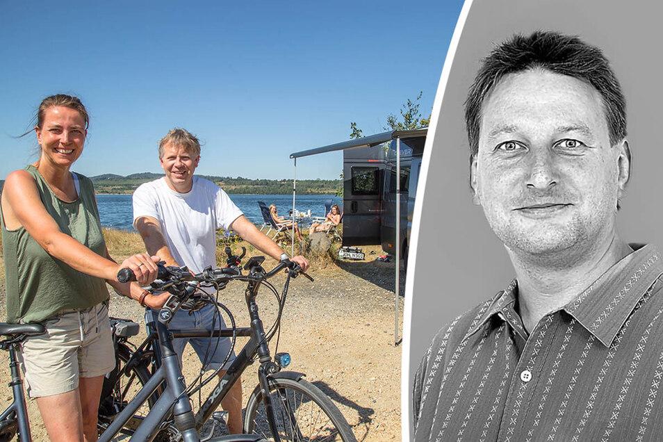 Die schwierige Corona-Zeit wird von den Touristikern gut gemeistert, findet SZ-Reporter Matthias Klaus.