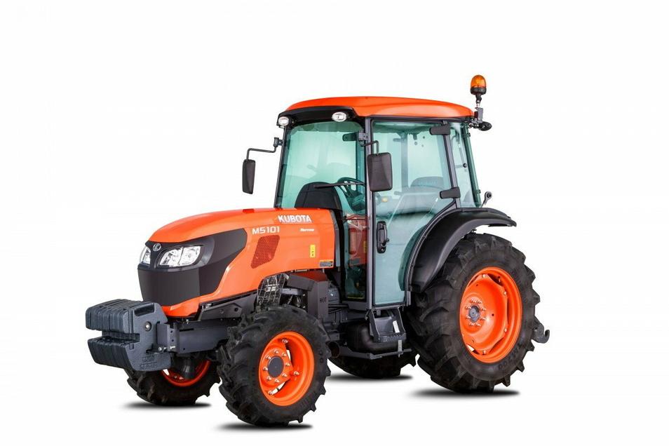 So sieht der neue Traktor aus, den der Bauhof Pulsnitz demnächst bekommt.