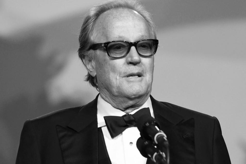 Peter Fonda im Januar 2018.