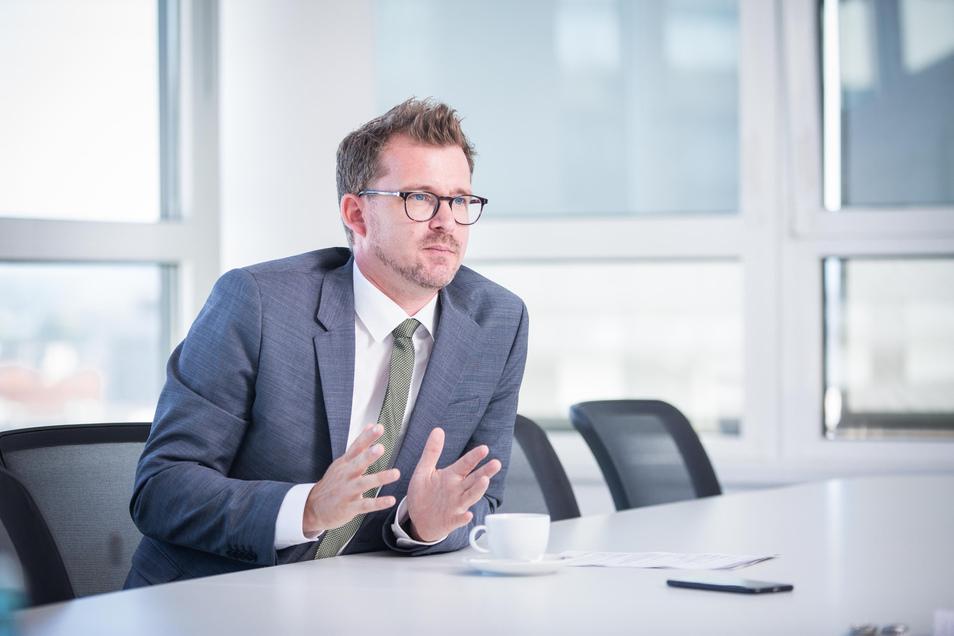 Raoul Schmidt-Lamontain verlässt Dresden in Richtung Heidelberg. Für ihn suchen die Grünen nun einen geeigneten Nachfolger.