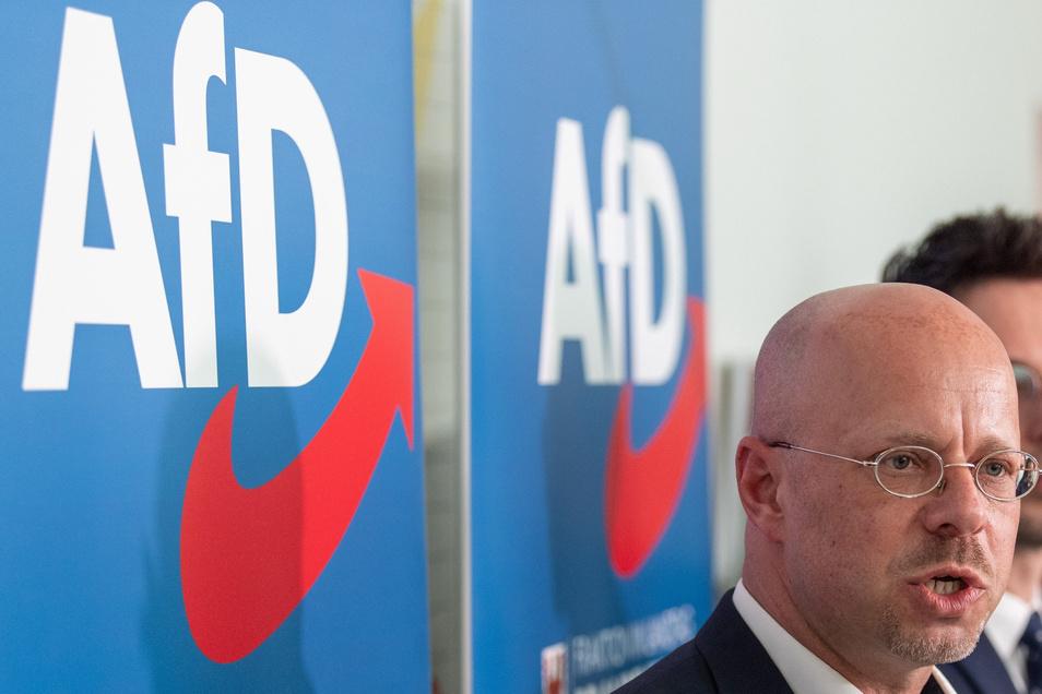 Andreas Kalbitz versucht gerade, juristisch gegen seinen Ausschluss aus der Alternative für Deutschland (AfD) vorzugehen. In der Bautzener AfD gibt es Kritik an der Entscheidung des Bundesvorstandes der Partei.