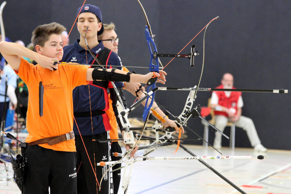 Wer will, kann in Hoyerswerda zum Beispiel das Bogenschießen zu seinem Hobby machen. Ob es bei der Premiere dabei ist, wird noch nicht verraten.