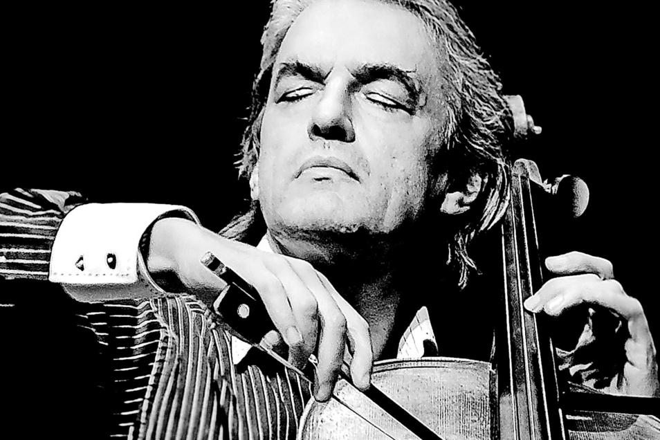 """Der Cellist Ramon Jaffé ist einer der Künstler, die das neue """"Kammermusikfest Oberlausitz"""" im Frühjahr 2020 gestalten."""