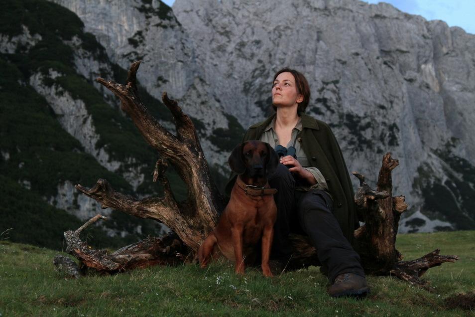 """Der Kinofilm """"Die Wand"""" mit Martina Gedeck wird auch beim Prager Open-Air-Festival zu sehen sein."""