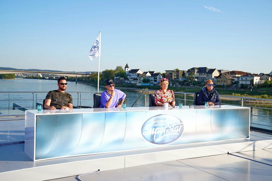 """Am 5. Januar 2021 startet """"Deutschland sucht den Superstar"""" in die 18. Staffel. Schlagersänger Michael Wendler (l) ist nur in 13 Casting-Folgen dabei. Er gab Anfang Oktober seinen Ausstieg aus der Unterhaltungssendung bekannt."""