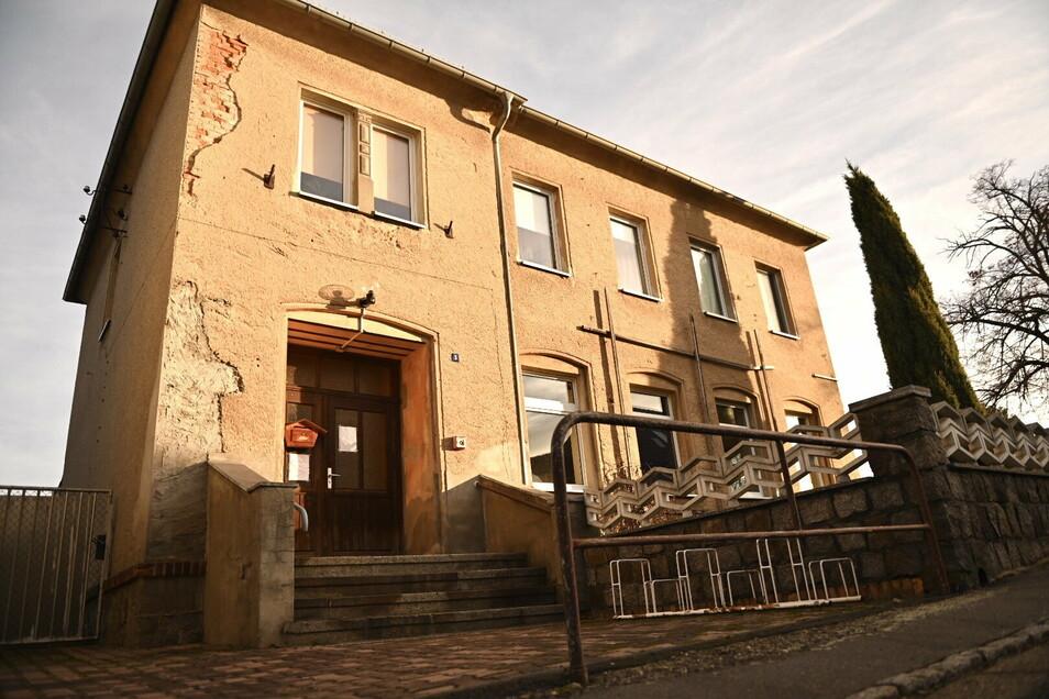 Im Böhlaer Dofgemeinschaftshaus in der Dorfstraße will sich der Jugendclub künftig treffen.