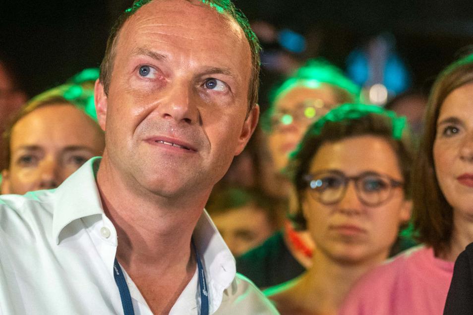 Er wird wohl künftig das Landwirtschaftsministerium in Sachsen führen: Wolfram Günther.