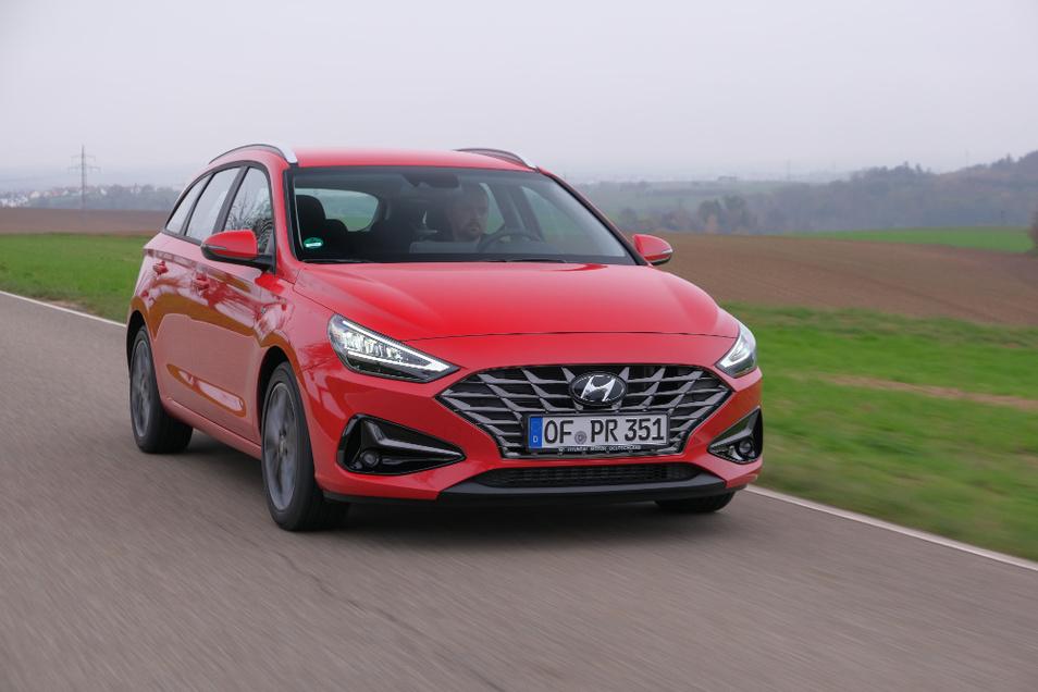 Hyundai bietet für jeden Käufertyp ein passendes Modell.