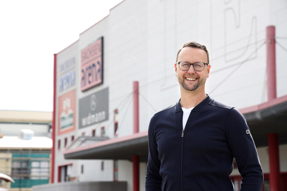 FVG-Geschäftsführer John Jaeschke.