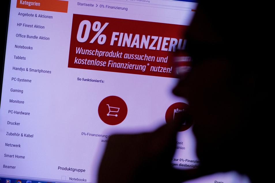Eine Null-Prozent-Finanzierung ist bequem. Sie kann aber auch Einstieg in eine Schuldenspirale sein.