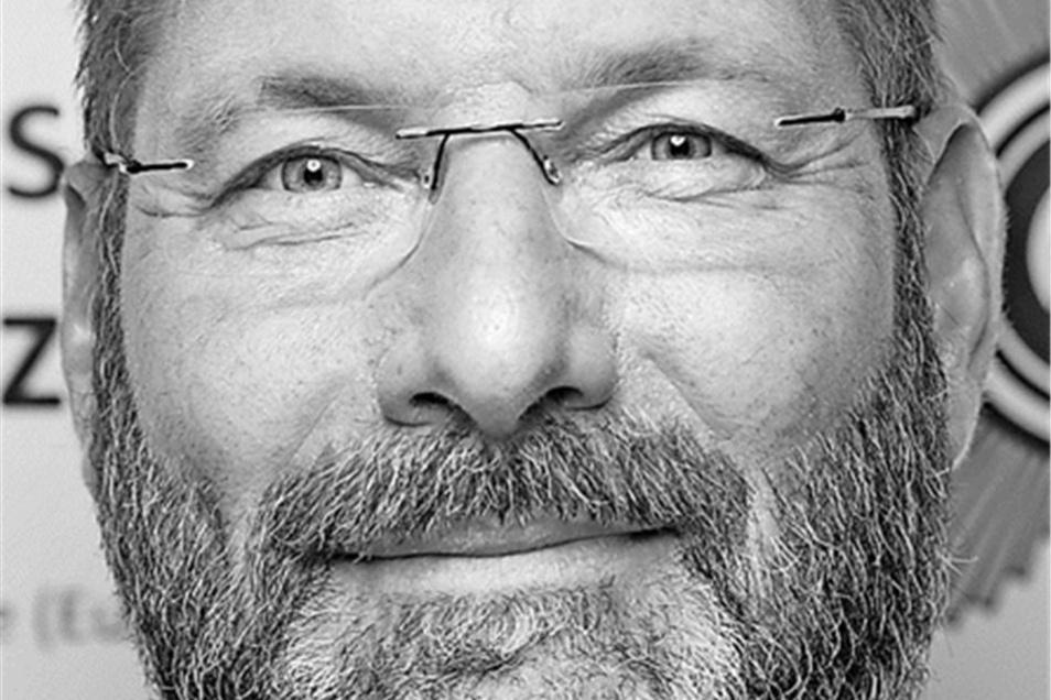 Jörg Radek (55) ist seit 1978 Polizist, seit 2010 stellvertretender Bundesvorsitzender der Gewerkschaft der Polizei (GdP) und seit vorigem Jahr Vorsitzender des GdP-Bezirks Bundespolizei. Foto: Archiv
