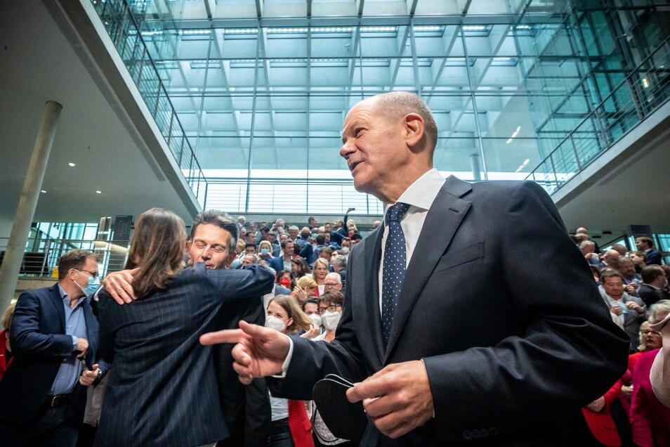 Lange Zeit konnte sie niemand einen Wahlsieg der SPD vorstellen. Was hat Olaf Scholz richtig gemacht?