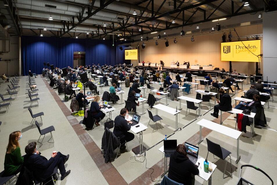 Dresdens Stadträte sollen aus nicht öffentlichen Sitzungen nichts mehr nach außen geben dürfen.