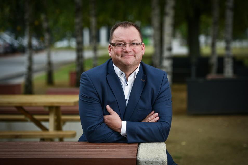 Axel Klein vertritt als Hauptgeschäftsführer der Dehoga die Interessen der Hoteliers und Gastwirte.